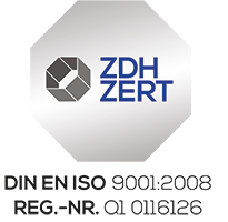 ZDH Zertifizierung 9001-2008